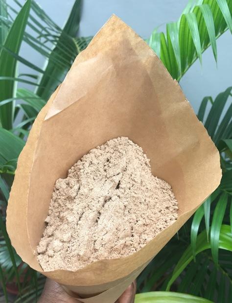 organic powder cereal, high nutrient organic baby food