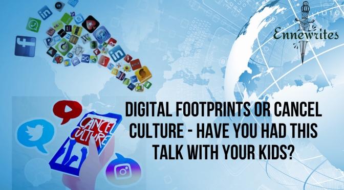 Educating teens about digital footprints